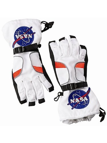 Astronaut Costume Gloves