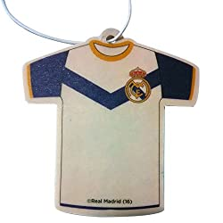 Real Madrid C.F. Jersey Air Freshener