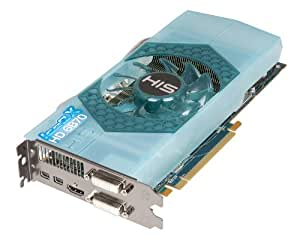 HIS Radeon HD 6870 IceQ X 1GB (256bit) GDDR5 2x Mini-DisplayPort HDMI 2x DVI (HDCP) PCI Express X16 2.1 Graphics Cards H687QN1G2M