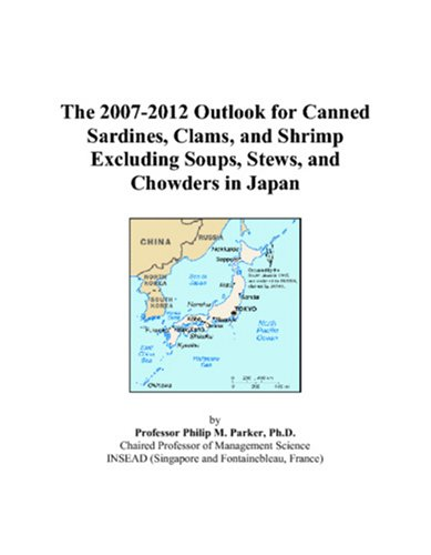 The 2007-2012 Outlook for Canned Sardines, Clams, and Shrimp Excluding Soups, Stews, and Chowders in Japan