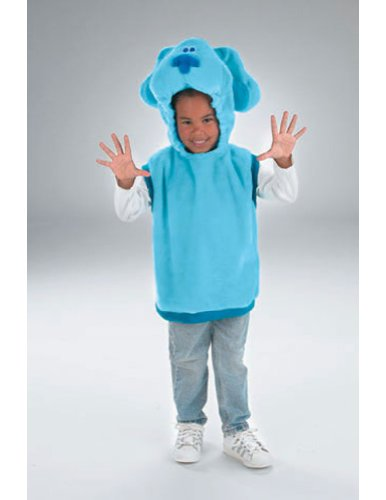 Blues Clues Vest Toddler Costume 2T - Toddler Halloween Costume