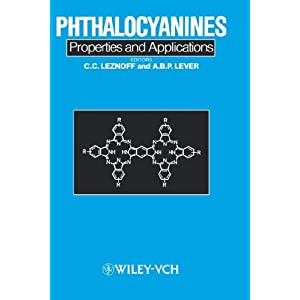 Amazon.com: Volume 1, Phthalocyanines: Properties and Applications ...