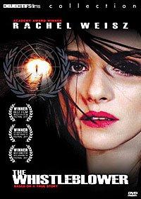 The Whistleblower [2010, Canada] DVD Starring Rachel Weisz & Monica Bellucci