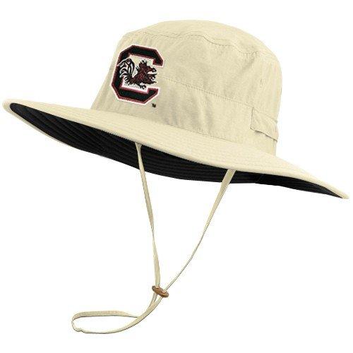 ad11786639163 Columbia South Carolina Gamecocks Khaki Sun Guard Booney Hat