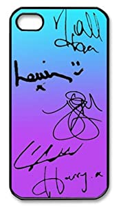 One Direction Signatures Iphone 5 Slim-fit Case, Best Iphone Case at Luckyshopping Store from Luckyshopping