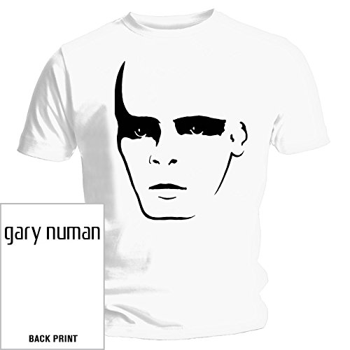 Offically Licensed Gary Numan Tubeway Army T-shirt - Small
