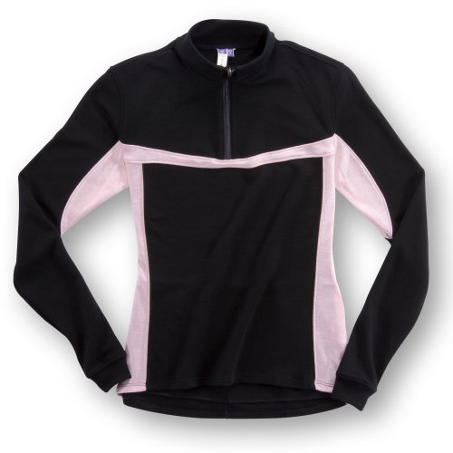 Buy Low Price Ibex Women's Giro Long Sleeve Cycling Jersey (7302-8742-M)