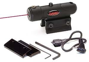 Gamo Red Laser Sight 650nm Weaver Rail Mount 62120LS650