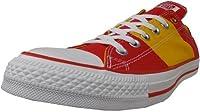Converse Unisex National Pride Red/Yellow Sneaker - 8.5 Men - 10.5 Women