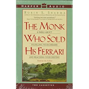 Buy The Monk Who Sold His Ferrari Book Online At Low