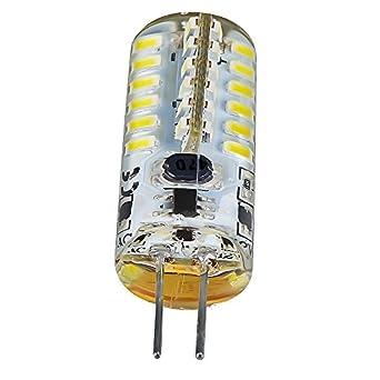 mudder 6pcs set g4 48 led wei lichtkristall lampen birne 3 watt ac dc 12v nicht dimmbare. Black Bedroom Furniture Sets. Home Design Ideas