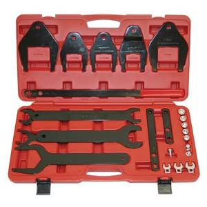 Advanced Tool Design Model  ATD-8606  24 Piece Serpentine Belt & Fan Clutch Tool Set