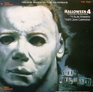 Alan Howarth-Halloween 4 The Return Of Michael Myers-OST-CD-FLAC-1988-DEMONSKULL Download