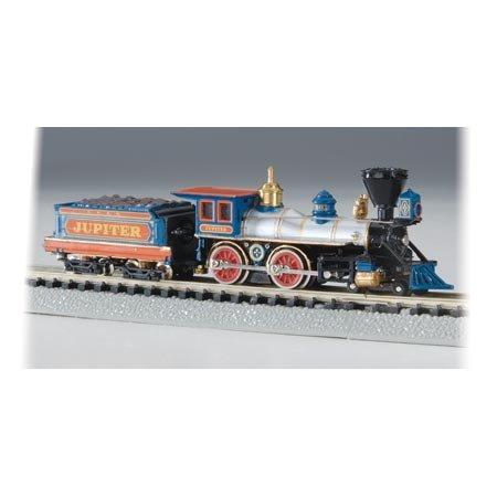 cheap! bachmann 4 4 0 american locomotive and tender