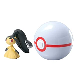 Clip N' Carry Mawile and Premier Ball