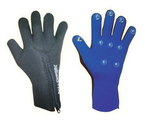 Body Flex X Max AcuPressure Massage Gloves (Medium)