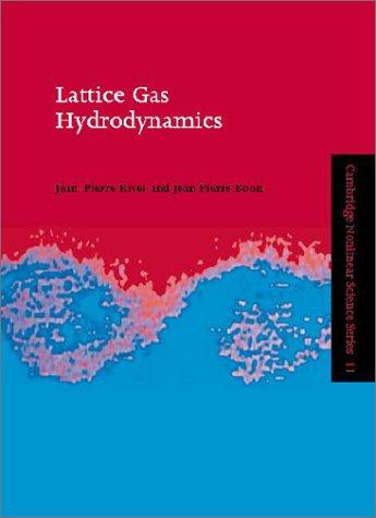 Lattice gas hydrodynamics