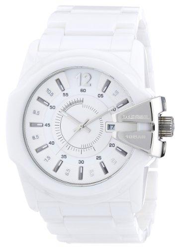 Diesel Analog White Watch DZ1515
