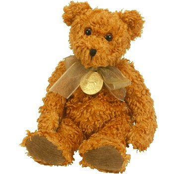 TY Beanie Baby - TEDDY the Bear (100th Anniversary Teddy)