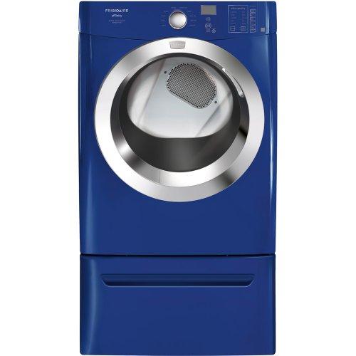Frigidaire Faqe7072Ln Affinity 7.0 Cu. Ft. Electric Dryer - Classic Blue