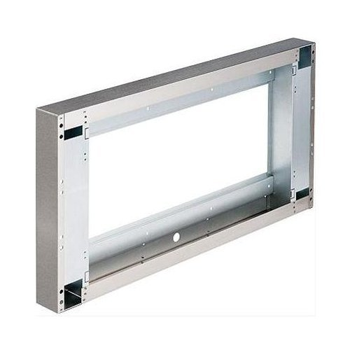 Broan Awepd48Ss Epd61 Series 3 Inch Wall Extension For 48 Inch Outdoor Range Hoo, Stainless Steel front-622872