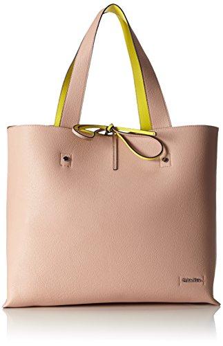 Calvin Klein - STEF REVERSIBLE TOTE, Borse da donna, cosmetic pink/sun