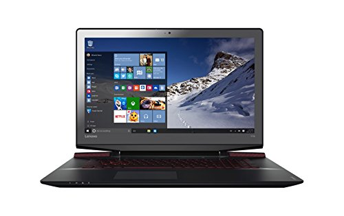 Lenovo y700 laptop black 8 gb ram 1 tb hdd ati strato xt 4 gb graphics card windows 10
