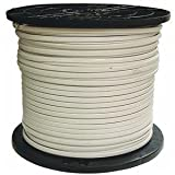 SOUTHWIRE COMPANY #28827401 1000'14/2 W/G NMB Cable (Color: White, Tamaño: 14 AWG)