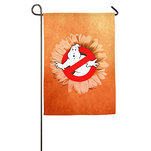 Ghost Busters Logo Monogram Flags Outdoor Garden Flag (Ninja Garden Ps3 compare prices)