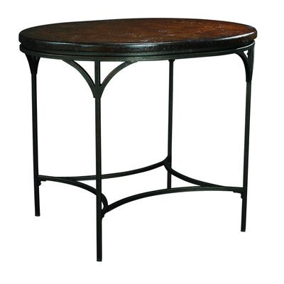 Image of Hammary Santos Oval End Table (T10175-T1017536-00)