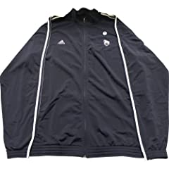 New Jersey Nets Navy Blue Sweat Jacket (4XL)