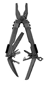 Gerber 07520 Multi-Plier 600 Blunt Nose, Black