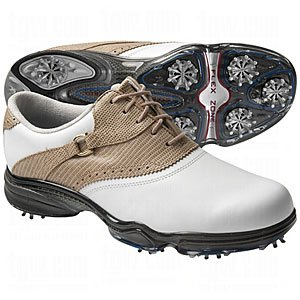 FootJoy Ladies DryJoys Saddle Golf Shoe Closeout