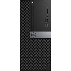Dell OptiPlex 5000 Series Small (5040) Desktop with Intel Quad Core i7-6700 / 8GB / 500GB / Win 10 / 3Yr Warranty