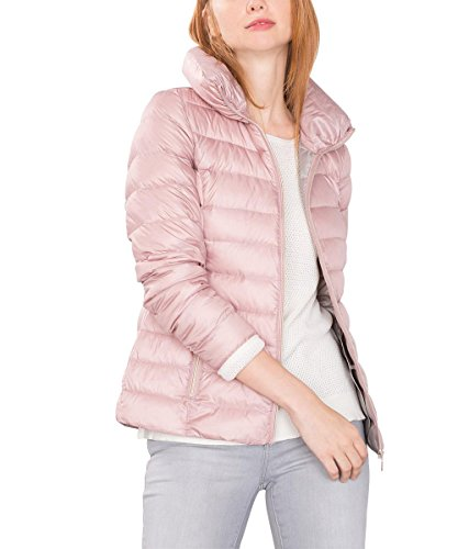 ESPRIT Collection 086EO1G019, Giacca Donna, Rosa (Old Pink), 40