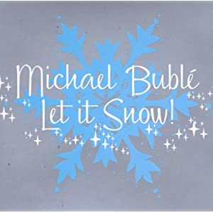 Amazon.com: LET IT SNOW: Michael Buble: Music