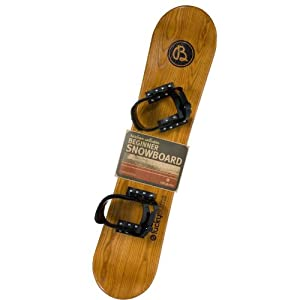 Lucky Bums Heirloom Collection Kid's Wooden Snowboard (95-cm) at Sears.com