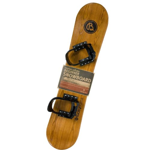 lucky-bums-heirloom-collection-kids-wooden-snowboard-95-cm-by-lucky-bums