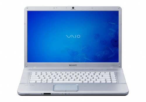 Sony VAIO VGN-NW120J/S 15.5-Inch Laptop - Silver