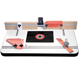 Deluxe Router Table By Peachtree Woodworking Pw1069