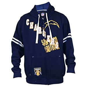 NFL Super Fan Full Zip Hoodie by NFL