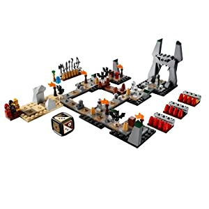 LEGO HEROICA Caverns Of Nathuz 3859