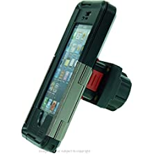 "buy Waterproof Tigra Sport Armorguard Mountcase For Iphone 5C With 1"" Socket"