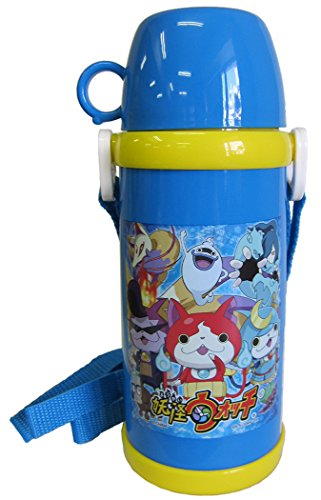 Yokai Watch: Stainless steel bottle (with cup) SB-580C