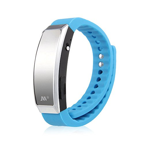 jnn-digital-voice-recorder-wearable-wristband-bracelet-usb-sound-recording-pen-blue