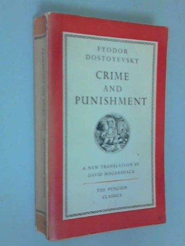 Crime and Punishment (Classics)