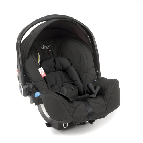 Graco Logico S HP Group 0+ Car Seat (Black)