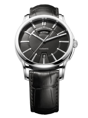 maurice-lacroix-mens-pt6158-ss00133e-pontos-pontos-black-dial-automatic-watch