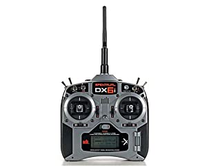 DX6i DSMX 6-Channel Transmitter Only Mode 2