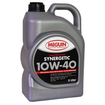 5 Liter Meguin / megol SAE 10W-40 Synergetic